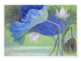 Premium poster  Early spring - Ailian Price