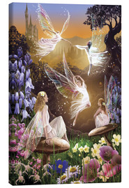 Canvas print  Fairy ballet - Garry Walton