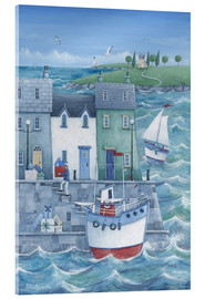 Acrylic glass  Harbour gifts - Peter Adderley