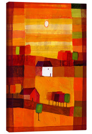 Canvas print  Autumn sun II - Eugen Stross