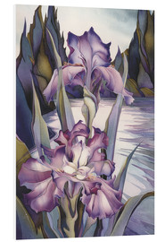 Forex  Lady of the lake - Jody Bergsma