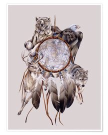 Premium poster Dream catcher