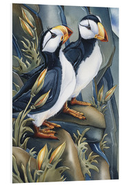 Forex  Two pretty beaks - Jody Bergsma