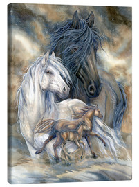 Canvas print  Inherit The Wind - Jody Bergsma