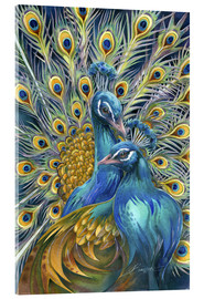 Acrylic print  You Are Unforgettable - Jody Bergsma
