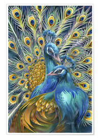 Premium poster  You Are Unforgettable - Jody Bergsma