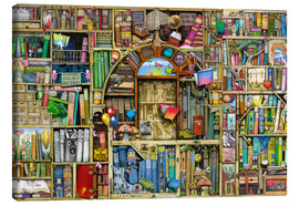Canvas  Neverending Stories - Colin Thompson