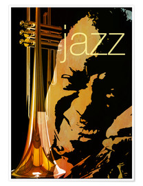 Premium poster  Jazz New Orleans - colosseum