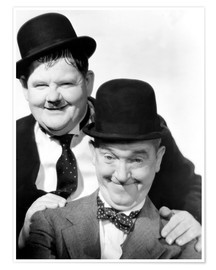 THE FLYING DEUCES, Oliver Hardy, Stan Laurel