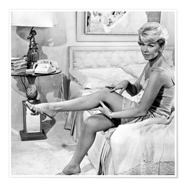 Premium poster  Pillow Talk, Doris Day