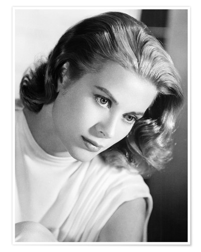 Grace Kelly Posters And Prints Posterlounge Co Uk