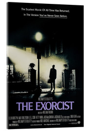 Acrylic print  The Exorcist