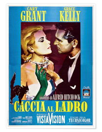 TO CATCH A THIEF (CACCIA AL LADRO), Grace Kelly, Cary Grant