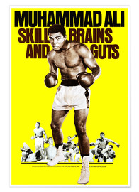 Premium poster  Legends of the Ring: Muhammad Ali