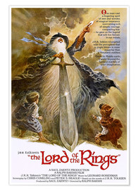 Premium poster Lord of the Rings