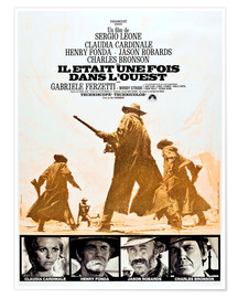 Premium poster Once Upon a Time in the West