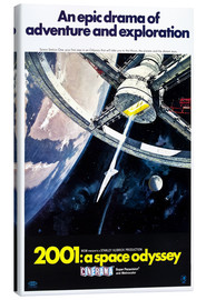 Canvas print  2001: A Space Odyssey