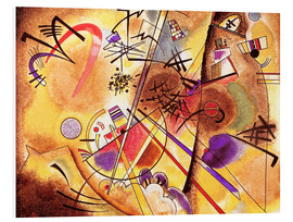 Wassily Kandinsky - Small dream in red