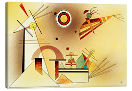 Canvas print  Reduced weight - Wassily Kandinsky
