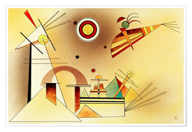 Poster  Reduced Weight - Wassily Kandinsky