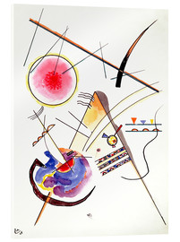 Acrylic glass  Composition - Wassily Kandinsky