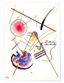 Premium poster  Composition - Wassily Kandinsky