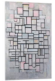 Forex  Composition No. IV. - Piet Mondrian