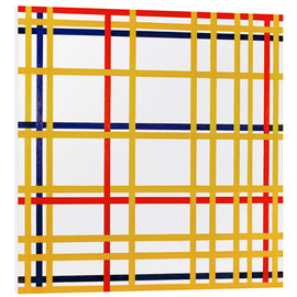 Forex  New York City - Piet Mondrian