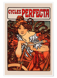 Premium poster Cycles Perfecta