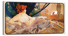 Canvas print  Sunrise - Alfons Mucha