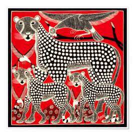 Rubuni - Black Cheetah family