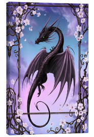 Canvas print  Spring Dragon - Susann H.