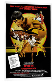 Acrylic print  Game of Death
