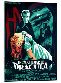 Acrylic print  Dracula - Entertainment Collection