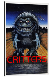 Aluminium print  Critters - Entertainment Collection