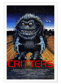 Premium poster  Critters - Entertainment Collection