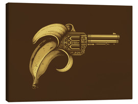 Canvas print  banana gun - Buko