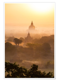 Matteo Colombo - Pagodas of Bagan, Myanmar