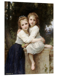 Forex  Two sisters - William Adolphe Bouguereau