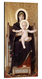 William Adolphe Bouguereau - Madonna and Child