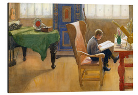 Aluminium print  Document - Carl Larsson