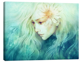 Canvas print  April - Anna Dittmann