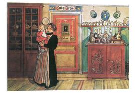 Forex  Between Christmas and New Year - Carl Larsson