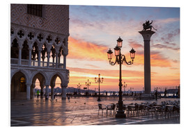 Forex  St Mark's square at sunrise - Matteo Colombo
