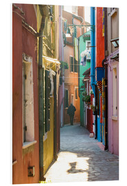 Forex  Alley in Burano, Venice - Matteo Colombo