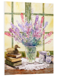 Forex  Lupins on Windowsill - Julia Rowntree