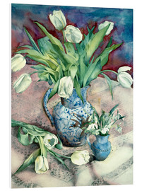 Forex  Tulips and Snowdrops - Julia Rowntree