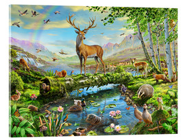 Adrian Chesterman - 24402 Wildlife Splendor UK