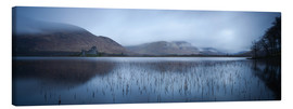 Canvas print  Kilchurn Castle, Scotland - Matteo Colombo