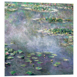 Forex  Water-Lily pond - Claude Monet